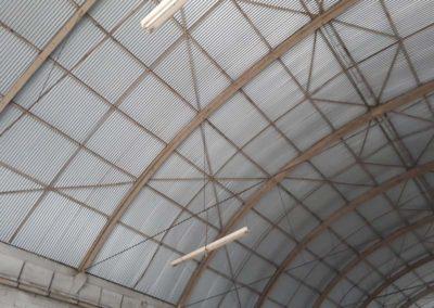 telhado para galpao